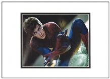 Andrew Garfield Autograph Signed Photo - Spider-Man